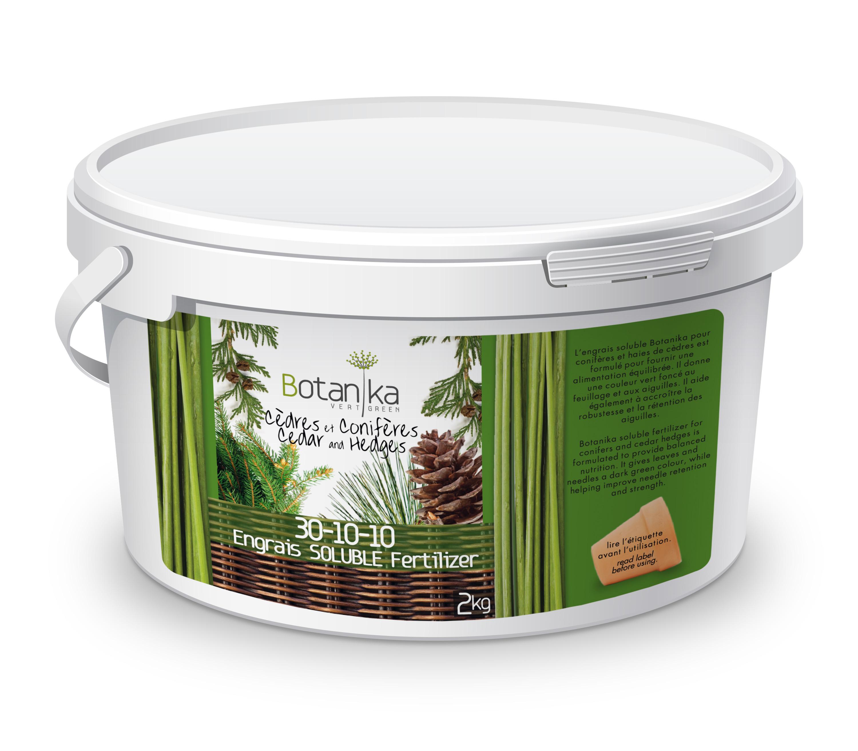 Engrais soluble 30 10 10 2 kg botanika vert floralies for Engrais 10 10 10