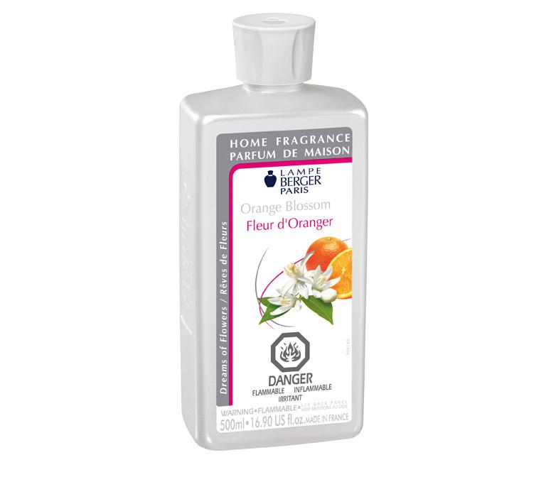 parfum de maison fleur d 39 oranger 500 ml floralies jouvence. Black Bedroom Furniture Sets. Home Design Ideas