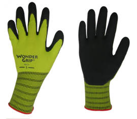 Gants Wonder Grip Lime Moyen