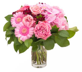 Bouquet Nuances de Rose