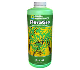 Flora Gro 2-1-6 1 qt. (946 ml)
