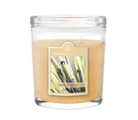 Bougie parfumée Colonial Candle 8 oz – Vanille et vétiver