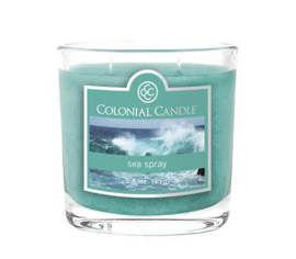 Bougie parfumée Colonial Candle 3,5 oz - Embruns de mer