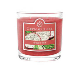 Bougie parfumée Colonial Candle 3,5 oz – Fruit du dragon