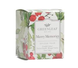 Lampion parfumé Merry Memories - 56 g