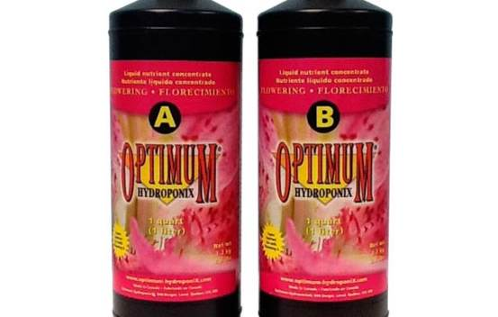 Optimum Bloom 1 qt. (1 L) A+B