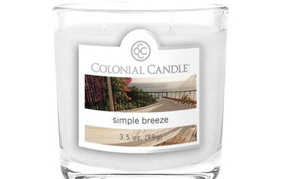Bougie parfumée Colonial Candle 3,5 oz - Brise