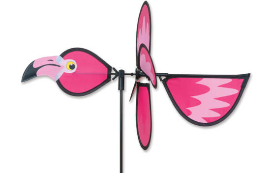 Vire-vent Flamand Rose 20''